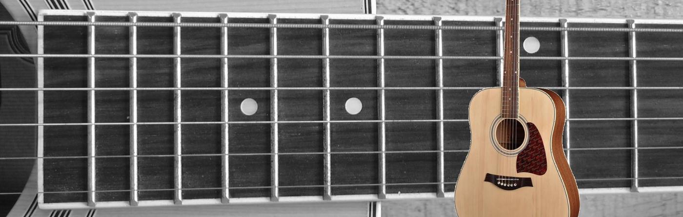 Akoestische gitaar € 8,99 p/mnd